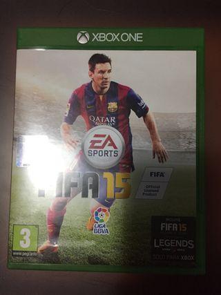 FIFA 15 xbox