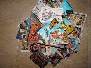 Postales turísticas antiguas