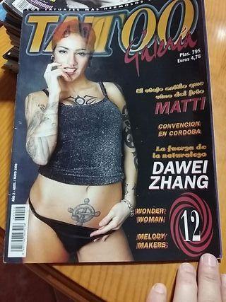 Revistas de Tattoos