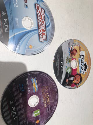 Juegos ps3.PlayStation