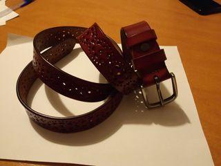 Cinturón. Cinturones. Cinto