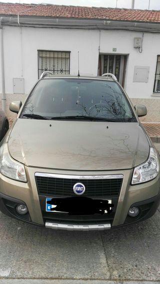 Fiat Sedici 2007