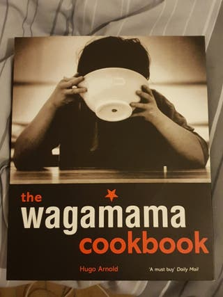 Wagama cook book