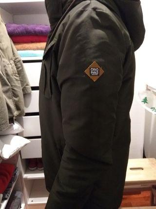 chaqueta Jack & Jones verde militar