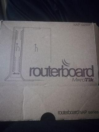 routerboard hap mikrotik