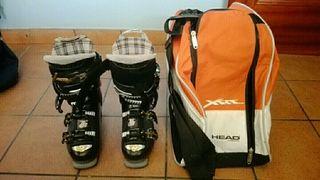 Botas de esquí ELAN de mujer