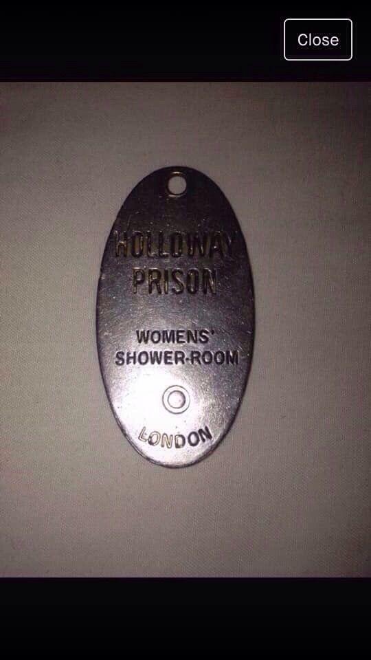Holloway Prison Keyring