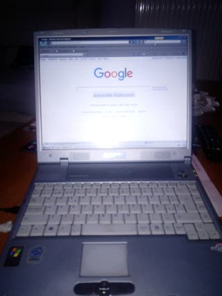 portatiles con Windows xp
