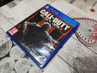 videojuego Call of Duty black Ops III