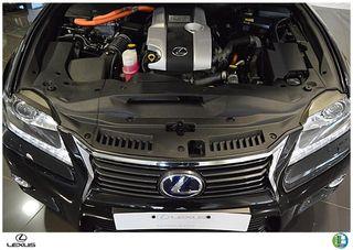 Lexus GS 300h Hybrid Drive