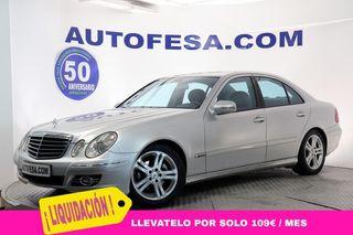 Mercedes-Benz E 320 E320 224cv Auto Avantgarde 4p