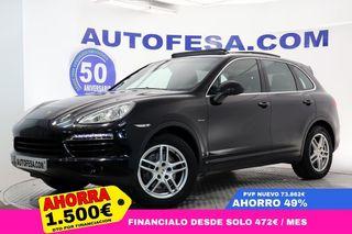 Porsche Cayenne Diesel 3.0 V6 245cv Auto 4X4 5p