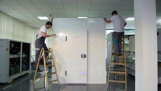 Camaras frigorificas recarga y instalacion