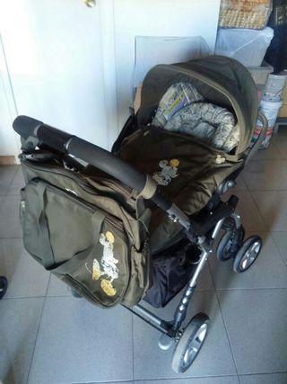 Cochecito bebé Casualplay ACCESORIOS SIN ESTRENAR