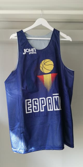 Camiseta entreno Selección Española de baloncesto