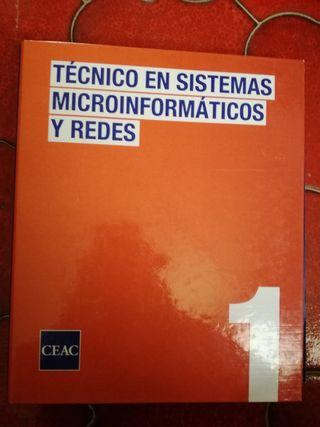 Curso de microinformatica y redes, completo