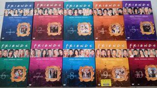 Friends. colección completa.