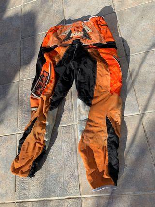 Pantalones enduro KTM
