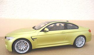MAQUETA BMW M4 F82 1:18