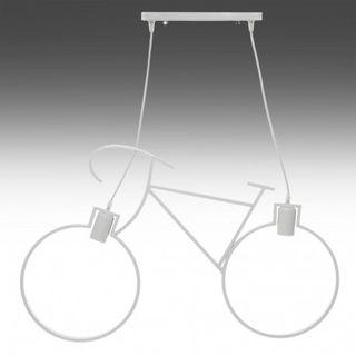 Lámpara de techo bicicleta e27