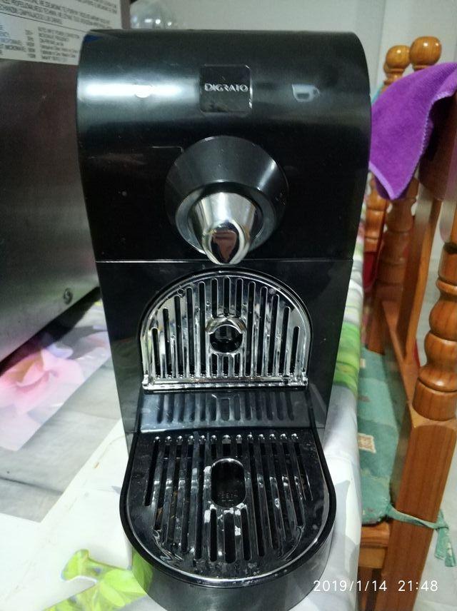 Cafetera Digrato Capsulas 20bar
