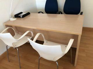 Mesa escritorio con cajonera