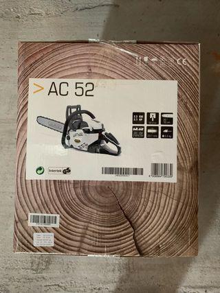 Motosierra alpina AC 52