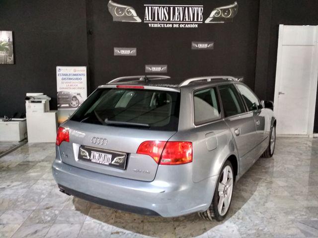 Audi A4 avant 2.0 140cv