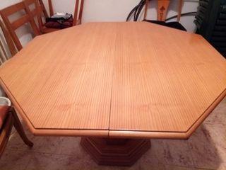 mesa pino maciza