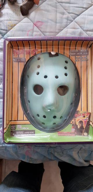 Jason Mask Máscara Viernes 13