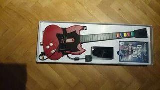 Play 2 y guitar hero