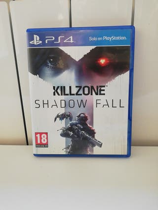 Juego KILLZONE Shadow Fall