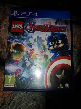 juego para la PS4