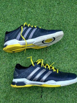 Zapatillas padel Adidas talla 45