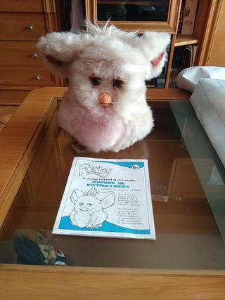 Furby edición antigua año 2004