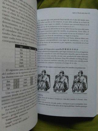 LIBROS HORÓSCOPO Y ASTROLOGÍA CHINA