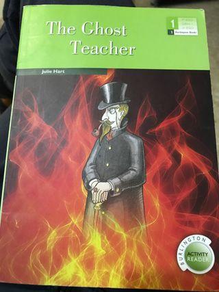 The Ghost teacher burlington