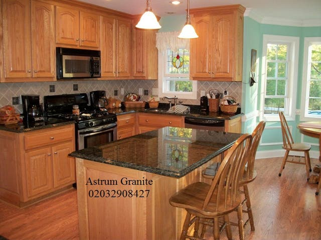Express Granite Kitchen Worktop Installation in UK