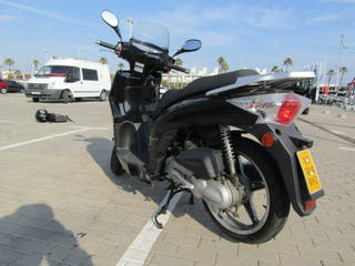 kymco people s 50 2t año 2017