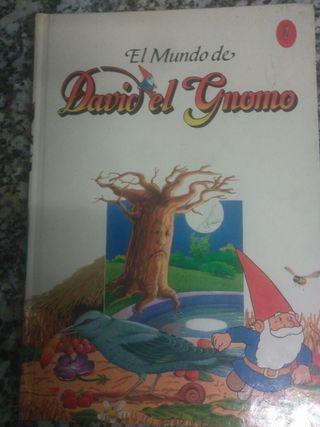 cuento antiguo de david el gnomo