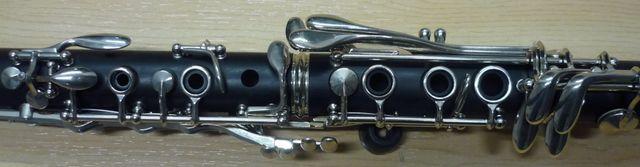 Clarinete Yamaha 34 recién enzapatillado
