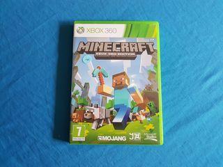 Xbox360 Minecraft