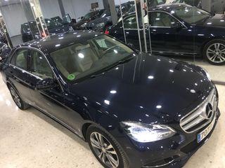 Mercedes-Benz Clase E Solo 40 mil kilometros