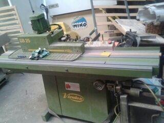 máquina de carpintería