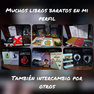 LIBROS BARATOS. TB INTERCAMBIO!!