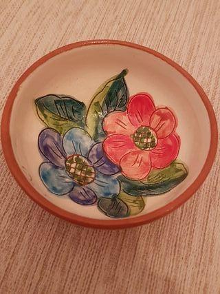 Cuenco artesanal cerámica