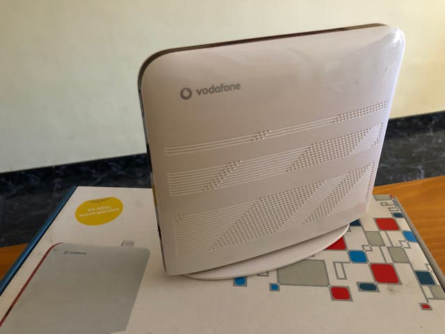 Router Vodafone ADSL Router Vodafone ADSL
