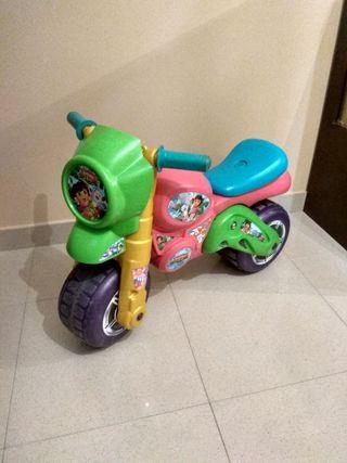 Se vende moto empujar Dora la exploradora