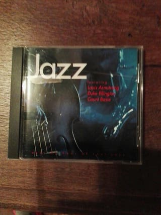 CD. DISCO. JAZZ
