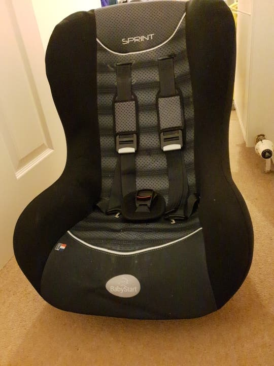"""Sprint"" Universal Car Seat 9 -18 Kg"